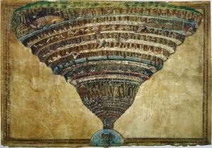 Sandro Botticelli - La Mappa dell'Inferno