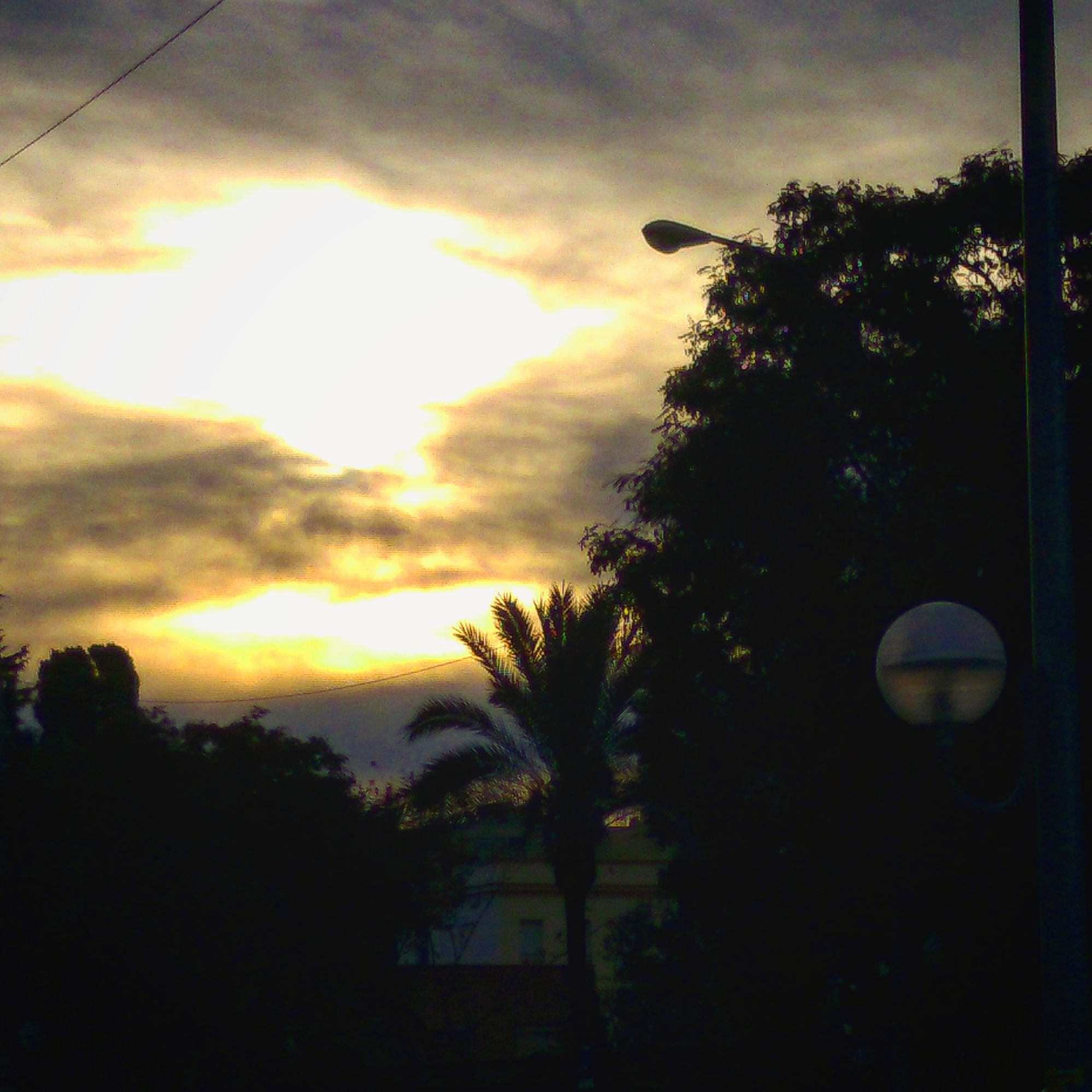 Hoy llega la luz